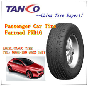 Farroad Brand New Car Tires 185/70r14 195/70r14 195/65r15 205/65r15) pictures & photos