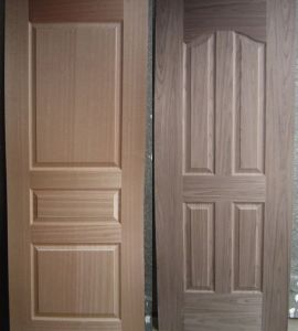 Moulded Veneer HDF Door Skins pictures & photos