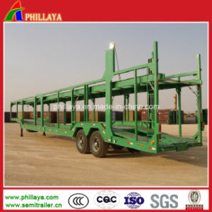 2/3 Axles Car Carrier Trailer/Car Transport Semi Truck Trailer (PLY9432TTP) pictures & photos
