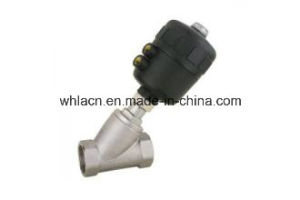 Stainless Steel Casting Pneumatic Control Valve (Investment Casting) pictures & photos