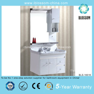 High Standard PVC Bathroom Cabinet (BLS-16016) pictures & photos