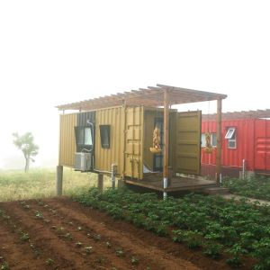 Prefab Steel Shipping Container Living House (Container Cabin) pictures & photos