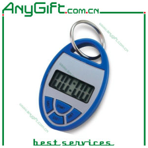 Countdown Timer Keyring with Customized Logo pictures & photos