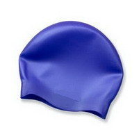55g Adult Silicone Swimming Cap with Customer′s Logo Printed pictures & photos