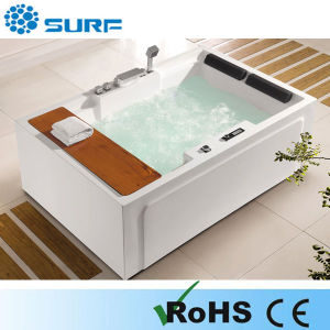 Cheap China and Hight Quality Massage Double Bathtub (SF5A006)