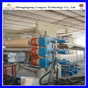 Plastic PVC/PP/PE Sheet Production Line pictures & photos