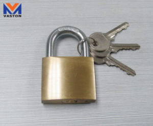 Brass Padlock with Large Range of Key Combinations pictures & photos