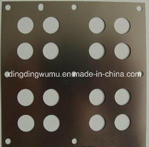 Ground Pure Molybdenum Plate Target for Spurtting Coating pictures & photos