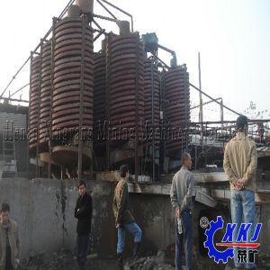 High Recovery Rate Gold Spiral Chute pictures & photos