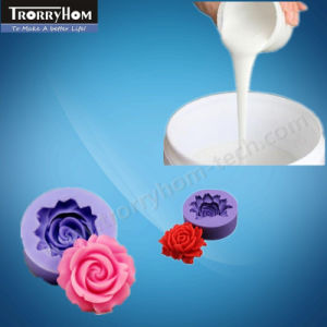 Tin Cure Silicone Rubber for Candle Casting pictures & photos