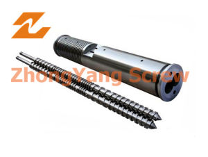 Parallel Twin Screw Barrel PVC Granule Extrusion Screw Barrel pictures & photos