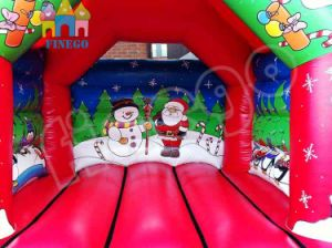 2016 Factory Direct Sale Top Quality Christmas Party Bouncy Castle pictures & photos
