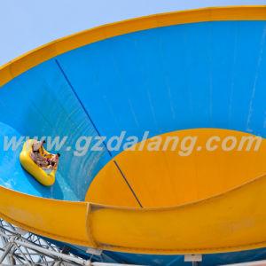 Fiberglass Big Trumpet Water Slide (WS-007) pictures & photos