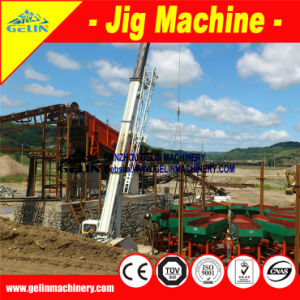 Gravity Jig Machine of High Efficiency for Placer Gold Mining pictures & photos