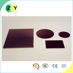 Black Red Glass, IR Filter, Optical Components, Hwb780 pictures & photos