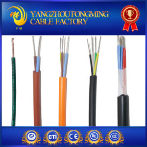 High Temperature Rubber 4mm2 Instrument Electric Cable pictures & photos