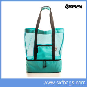 Lightweight Mesh Beach Tote Bag pictures & photos