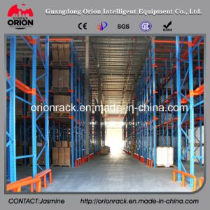 Forklift Lane Drive in Pallet Shelf Rack pictures & photos