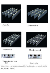 Bar Grating/ Stair Tread/ Lattice Steel Plate pictures & photos