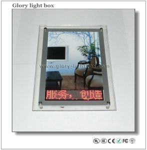 LED Small Running Letters Light Box Display (SJ019) pictures & photos