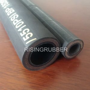 DIN 1sn Hydraulic Rubber Pipe for High Pressure pictures & photos
