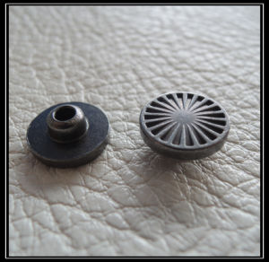 Jeans Metal Rivet of Garment (RV00111) pictures & photos
