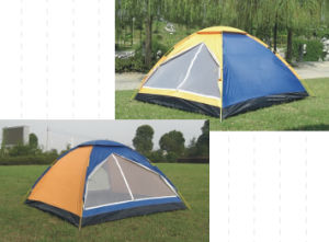 Comfortable Camping Tent for 3 Persons (JX-CT002) pictures & photos