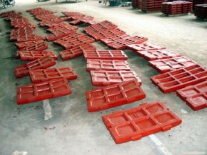 Excavator Parts Wear Plate