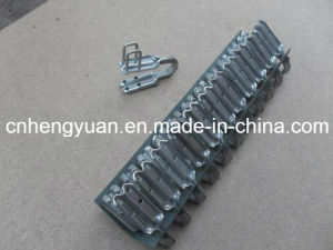 Low Price Galvanized Steel Conveyor Belt Buckle pictures & photos