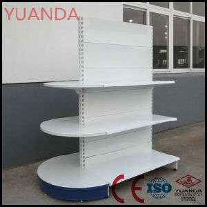 Beauty Round Supermarket Shelf with Ce Certification pictures & photos