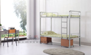 Cheap Bunk Bed School Dormitory Student Bed Furniture Set pictures & photos
