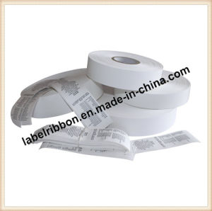 Thermal Transfer Printing Nylon Taffeta Paper Ribbon (NT2109) pictures & photos