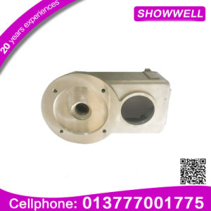 CNC Machining with Zinc pictures & photos