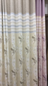 High Quality Linen Fabric Curtain Jacquard Fabric Curtain Textile pictures & photos