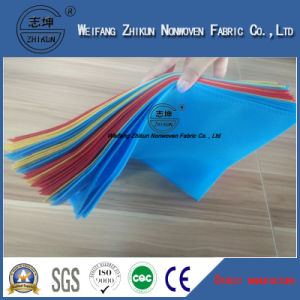 Dyed Colorful Spun-Bond Polypropylene PP Non-Woven Fabric Used for Shopping Bag pictures & photos