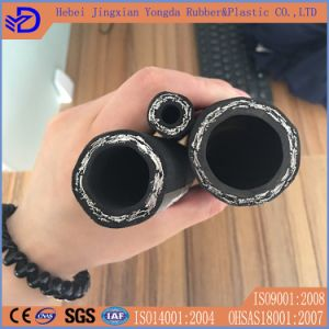 En 853 1sn 2sn Synthetic Rubber Hydraulic Hose pictures & photos