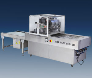 Automatic Map Tray Sealing Line Machine (DL-1000A) pictures & photos