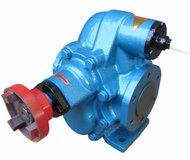 KCB Horizontal Heavy Oil Gear Pump pictures & photos