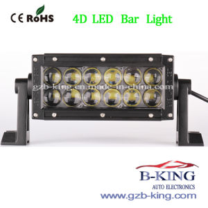"""7.8"""" 36W 4D CREE LED Light Bar pictures & photos"""