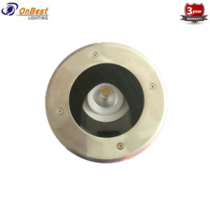 New Arrival Adjustable 12W LED Underground Light in IP67 pictures & photos