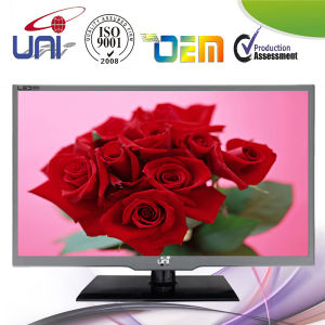 2015 HD 3D 18.5 Screen LED TV with Competitive Price pictures & photos