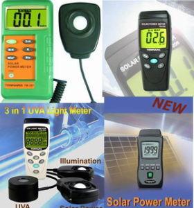 Solar Power Meter TM-XXX pictures & photos