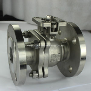 API Floating Ball Valve with ISO5211 Mounting Pad pictures & photos