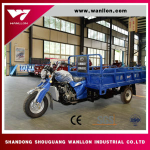 Air Cooling Engine 150/200/250cc Cargo Three Wheel Motorcycle Tricycle pictures & photos