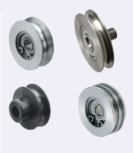 Iron Casting Pulley, Belt Rope Pulley, Ductile Iron Castings