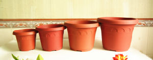 Large Terracotta Pots for Gardening