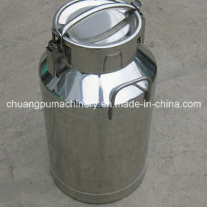 Wine Can Bucket Milk Can with Sealing Ring Cover for Liquid Storage and Transportation pictures & photos