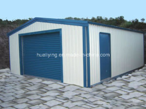 Most Economical Steel Shed/ Prefabricated House/Steel Frame/Steel Structure Warehouse pictures & photos