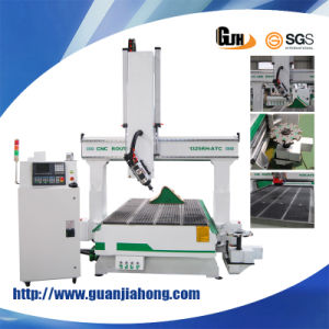Acrylic/ PVC/ MDF/ Plastic, 4 Axis 1325 CNC Router Center pictures & photos