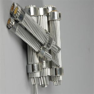 ASTM Aluminum Conductor, Aluminum Clad Steel Reinforced ACSR/Aw pictures & photos